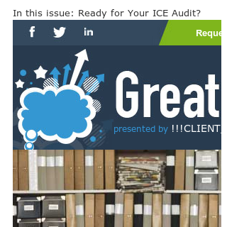 Ready for Your ICE Audit?